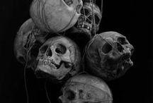 Skulls / by Trevor Conn-Marks