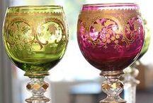 Glassware, Dinnerware to Flatware / by Grandme're