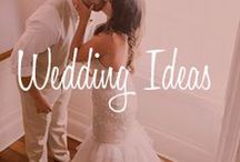Wedding Ideas / Looking for wedding inspiration? Look no further! These are wedding ideas that we love.
