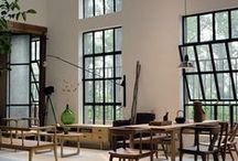 Studios & Workspaces / Art and/or Jewelry studio and workspace / by Virginia Mott