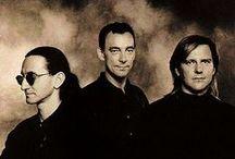 RUSH / RUSH, Canadian power trio extraordinaire: Geddy Lee, Alex Lifeson, Neil Peart. / by Virginia Mott