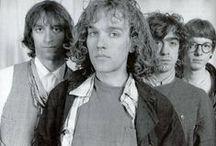 R.E.M. / R.E.M. :  Michael Stipe, Peter Buck, Mike Mills, Bill Berry. / by Virginia Mott