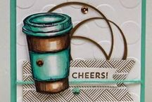 Blendabilities / Blendabilities are Stampin' Up!'s alcohol based markers. They make blending and coloring so easy. Samples of projects colored with Blendabilities / by Lisa Young - Stampin' Up!
