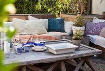Home | O U T D O O R / Outdoor spaces, furniture, design, and decor.