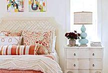 Home | B E D R O O M / Bedroom decor, design inspiration, and furniture.