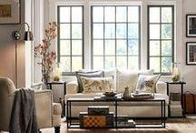Home | L I V I N G • R O O M / Living room inspiration, furniture, decor, ideas, and design.