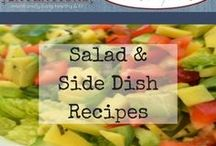 Salads & Side Dishes / Summer or winter - salads & side dishes that pair well with any meal. Our recipes include gluten-free, candida-diet friendly, and always whole food focused. http://wholeintentions.com/recipes/salads/ http://wholeintentions.com/recipes/side-dishes/