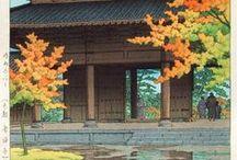 Architectural // Watercolor
