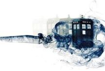 Doctor Who / by Deanna Justice