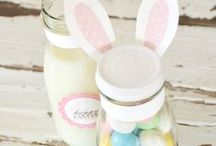 Easter- Not Stampin' Up! / Non Stampin' Up! ideas for Easter, from cards to crafts.