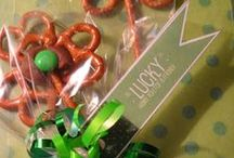 St. Patrick's Day, Not Stampin' Up! / Non Stampin' Up! ideas - from cards to crafts.