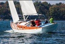 (Classic) (sail) Yachts & Boats / INNOVATION INSPIRED BY TRADITION