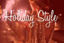 Holiday Style / The perfect holiday outfits, matching jewelry, holiday party ideas, holiday recipes, gift ideas and more from James Free Jewelers!