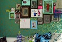 ECLECTIC COUNTRY GODDESS COTTAGE / cottage series / by Taya Hawes-Puiu