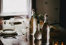 DINNER PARTY / Vignettes of inspiration / by Taya Hawes-Puiu