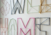 Crafty / by Marie Libassi