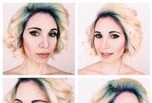 Hair/Makeup/Fashion