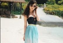 Fashion<3 / by Danica Calvert