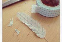 +Washi tape love+ / by Malin V