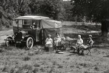 Camping and the outdoors / by Barn Dance Trading Company