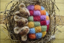 Crafty - Felting / by Samantha Crawford