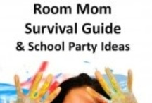 Parent, Teachers, and Student Projects and Ideas / Ideas for teachers, parent coordinators and students / by Stacey Willis