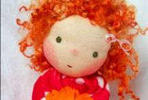 Crafty - Handmade Dolls / by Samantha Crawford