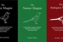 Magpie / Pins relating to the Magpie miscellany series. The Science Magpie, The Nature Magpie, The Antiques Magpie are available now. The Kitchen Magpie is coming soon. / by Icon Books