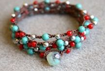 Crafty - Bracelets / by Samantha Crawford