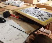 Diseño | Vive, trabaja, crea. / Ideas de decoración de interiores, diseño, street art.