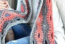 Crochet Scarf(s) / Scarves of all kinds; men, women, children and babies. Handmade etc