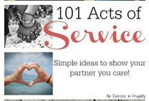 Marriage / marriage | advice | divorce | relationships | engaged | married | acts of service | partner | caring | wedding | tips | how to | wife | husband | household | family | raising kids |