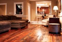 Flooring / by Michelle McCullough