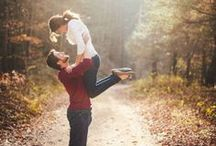 Engagement photo ideas / by Anna Messer