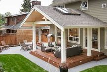 Outdoor Spaces / Everything related to yard decor, patios, chicken coops, landscaping and more!