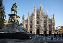 Regione: LOMBARDIA / Milano is the capitol city. / by Jane Love
