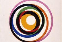 Shape Color Art / by Allan Peters