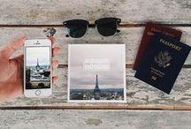 Viaja, explora, sueña y descubre / Lugares, destinos, festivales, museos y playas por visitar.