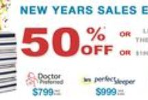New Years Sale Event / Save 50% on Ortho Doctor Preferred, Beautyrest and Serta mattress Sets. Doctor Preferred mattress sets are $199 each piece, any size.