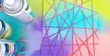 sztuka farb