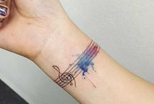 Watercolor Tattoos · Ink Your Life