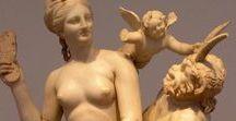 Erotic Painting + Sculpture