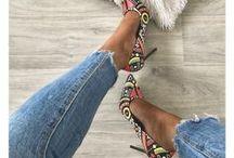 Zapatillas y actitud ⚡️ / ¡Tacones para las princesas!