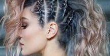 Ideas para trenzas femeninas / Estos estilos de peinado jamás pasarán de moda