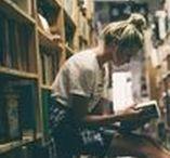 Libros, autores y el amor por las letras  / Poemas, textos, autores y libros para inspirarte.