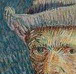 Vincent Van Gogh el genio del postimpresionismo / Inspírate con las obras y la vida de uno de los artistas plásticos de todos los tiempos autor de la Noche estrellada.