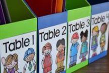 Teacher Organization / Organizational Ideas for the Elementary Classroom and Teaching / by The Third Wheel