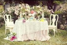 Tea Parties / by Twinkle Twinkle Little Party, LLC