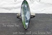 Jewelry / by Amy Christine Martin