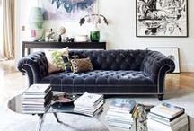 HomeSlice of Heaven / Love color, pattern, boho, tufted, moroccan...all of it